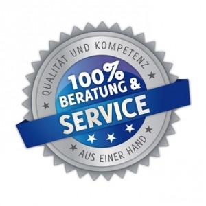Service und Beratung Siegel