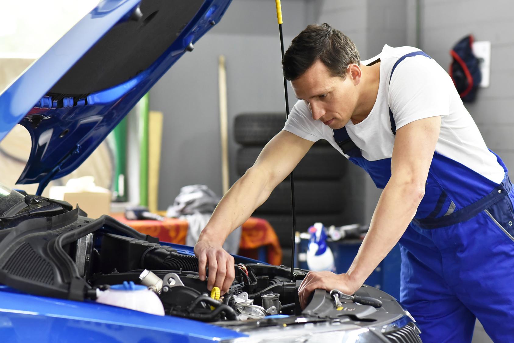 Motorschaden am Auto: Ursache und Reparatur